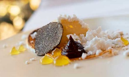 Truffle Degustation throughout the season at Sage Dining Rooms