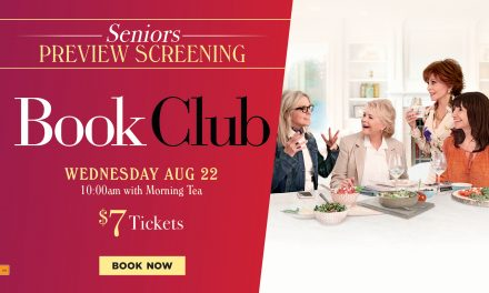 Seniors Screening Of Book Club at Dendy Cinemas