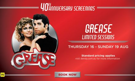 40th Anniversary Screening: Grease at Dendy Cinema
