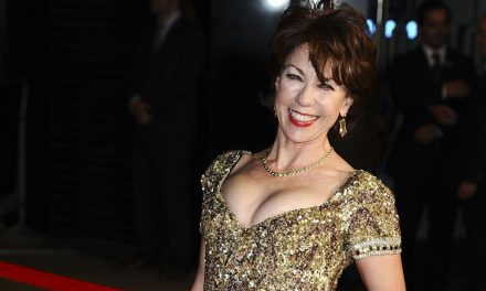 5 Minutes with Kathy Lette