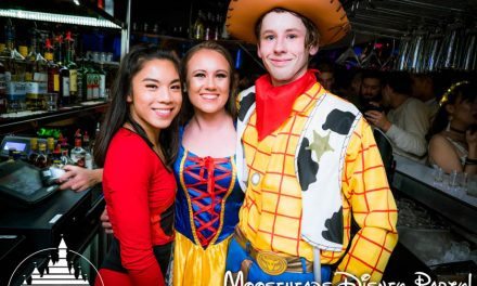 Disney Party at Mooseheads