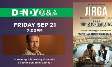 Q&A Screening: Jirga at Dendy Cinemas