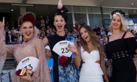 Giddy-up to Student Race Day