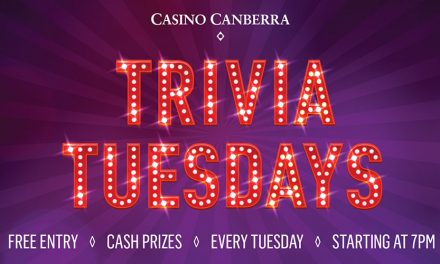 Trivia Tuesdays at Casino Canberra