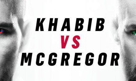 Conor McGregor VS Khabib Nurmagomedov at Casino Canberra