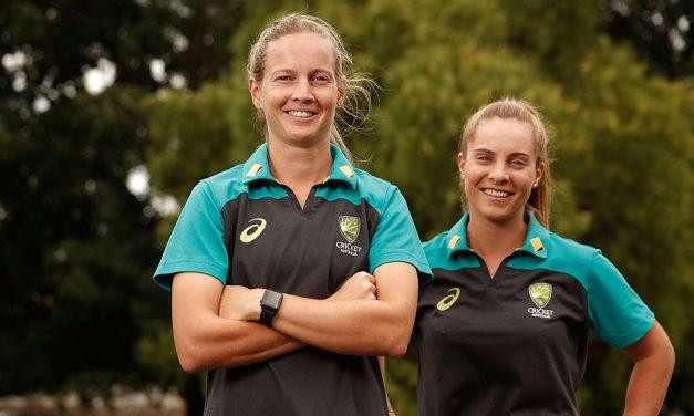Aussie Women to light up Manuka Oval