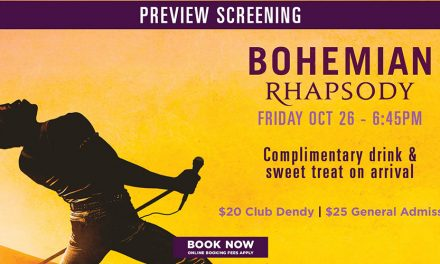 Bohemian Rhapsody Preview Screening