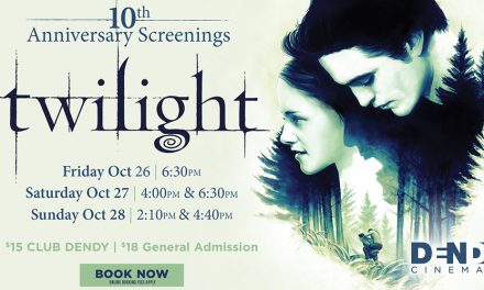10th Anniversary Screening: Twilight