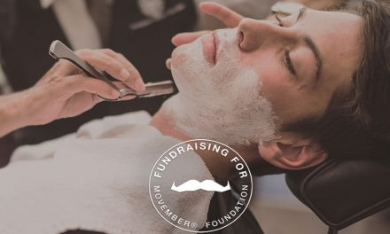 Movember Shave Down