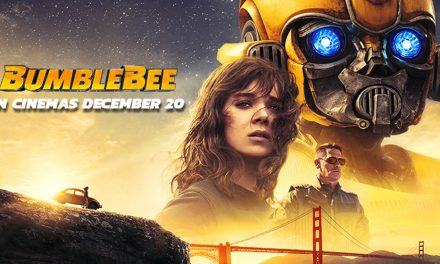 GIVEAWAY: 10x Bumblebee Movie Double Passes + Keychains
