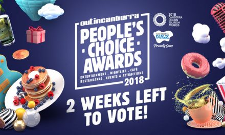 2 weeks left to vote for People's Choice Awards