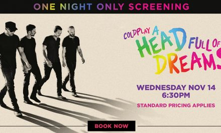 Coldplay- One Night Only Screening at Dendy