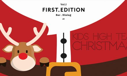 First Edition Kids Christmas High Tea