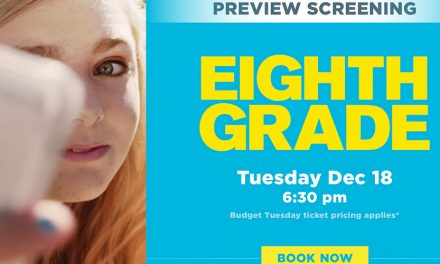 Preview Screening of Eighth Grade