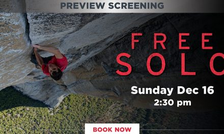 Preview Screening of Free Solo