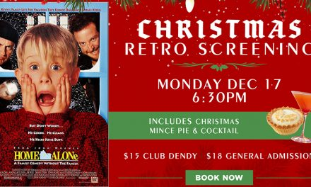 Home Alone Special Christmas Screening