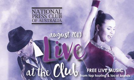 Friday Live Music at National Press Club