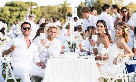 Le Diner en Blanc- The Famous White Picnic