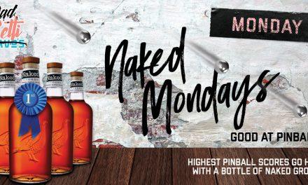 Naked Mondays at Bad Betti's