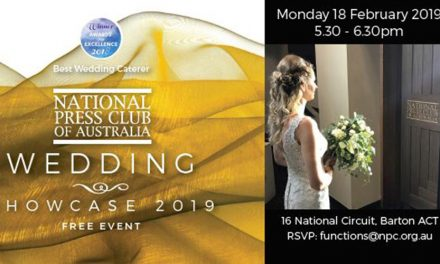 Wedding Showcase at National Press Club