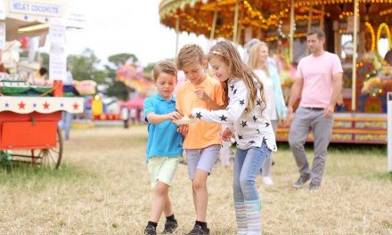 Canberra Show back and more local than ever