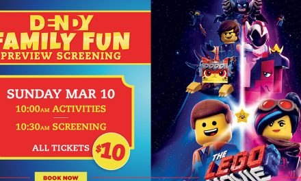 The Lego Movie 2 Preview Screening at Dendy