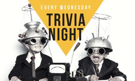 Trivia Night every Wednesday at Chisholm Vikings