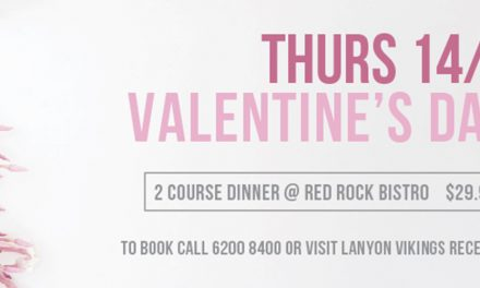 Book in Date Night at Lanyon Vikings for Valentines Day