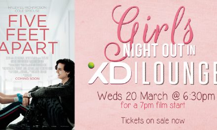 Girls Night Out Screening- Limelight Cinemas