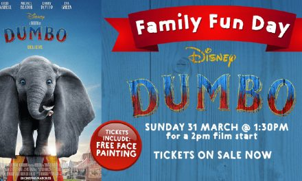 Dumbo- Family Fun Screening at Limelight Cinemas