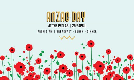 Anzac Day at The Pedlar
