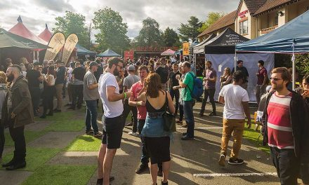 Beer & Cider Fest: A day of froth, food and fun