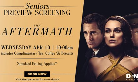 Seniors Preview Screening at Dendy- The Aftermath