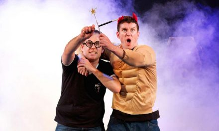 GIVEAWAY: 5x DOUBLE PASSES to The Potted Potter