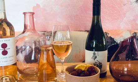 Rose tasting experience package at Agostini's