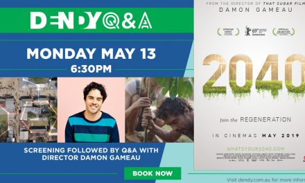 2040 – Q&A at Dendy