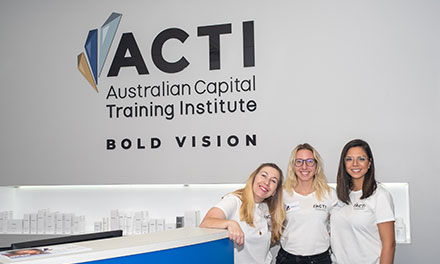 ACTI Training Open Day