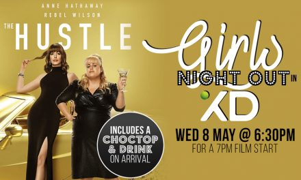 Girls Night Out – The Hustle at Limelight Cinemas