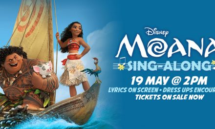 Moana Sing-Along at Limelight Cinemas