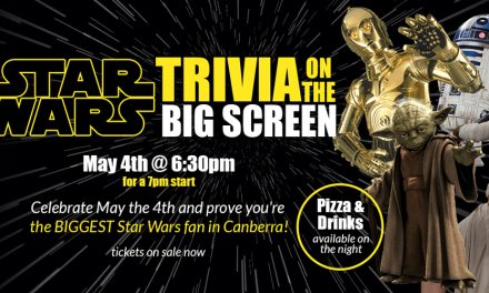 Star Wars Trivia at Limelight Cinemas