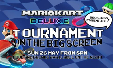 Mario Kart Tournament on the Big Screen at Limelight Cinemas