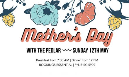 Mother's Day with The Pedlar