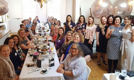 High Tea for motherless daughters