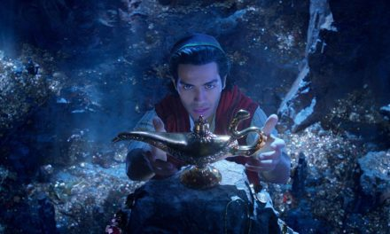 GIVEAWAY: 10x Double Passes to Aladdin