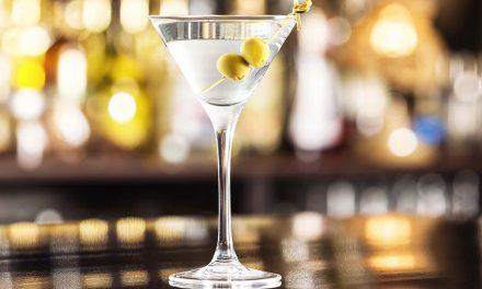 Martini Whisperer stirs the night away at Joe's Bar