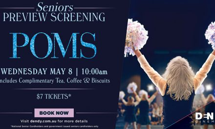 POMS High Tea at Dendy Cinema