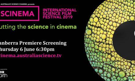 SCINEMA International Science Film Festival at Dendy Cinema