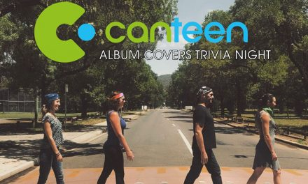 CanTeen Album Covers Trivia Night