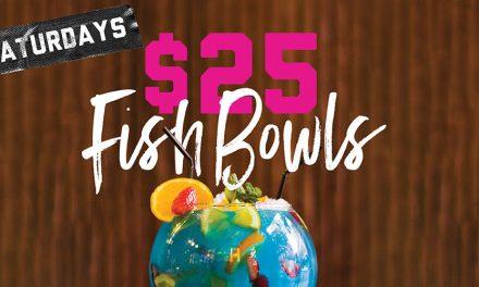 $25 Fishbowls at Bad Betti's