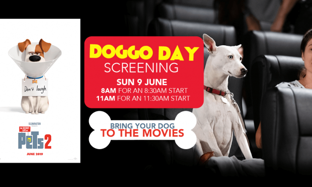 WIN TICKETS: Dog-Friendly Screening at Limelight
